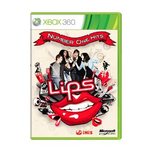 Jogo Lips: Number One Hits - Xbox 360