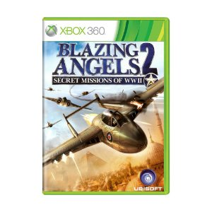 Jogo Blazing Angels 2: Secret Missions of WWII - Xbox 360