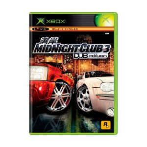 Jogo Midnight Club 3: Dub Edition - Xbox