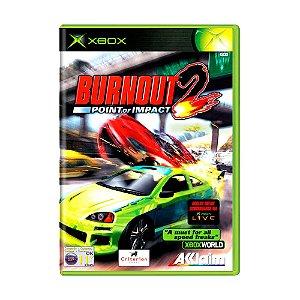 Jogo Burnout 2: Point of Impact - Xbox 360
