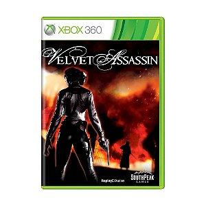 Jogo Velvet Assassin - Xbox 360