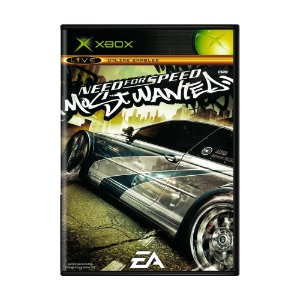 Jogo Need for Speed Most Wanted - Xbox Classic