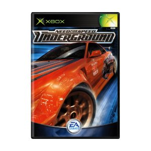 Jogo Need for Speed Underground - Xbox Classic