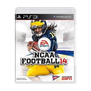 Jogo NCAA Football 14 - PS3