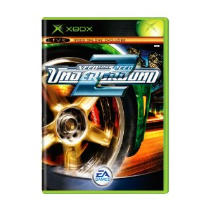 Jogo Need for Speed Underground 2 - Xbox Classic