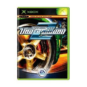 Jogo Need for Speed Underground 2 - Xbox Classic