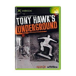 Jogo Tony Hawk's underground - Xbox Classic