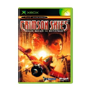 Jogo Crimson Skies: High Road to Revenge - Xbox
