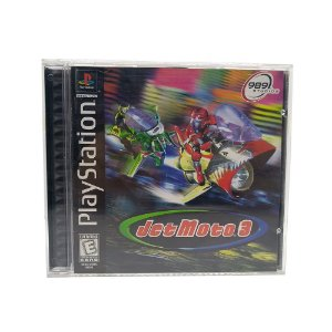 Jogo Jet Moto 3 - PS1