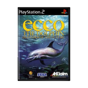 Jogo Ecco the Dolphin: Defender of the Future - PS2