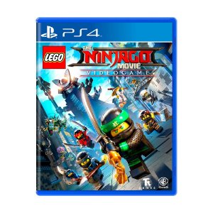 Jogo Lego Ninjago o Filme Videogame - PS4