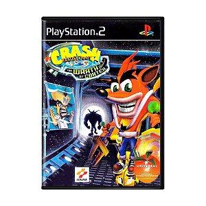 Jogo Crash Bandicoot: The Wrath of Cortex - PS2