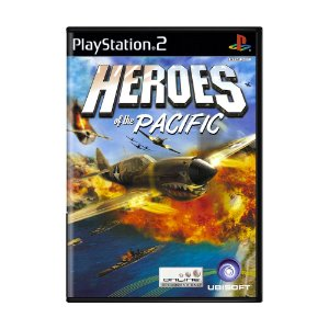 Jogo Heroes Of The Pacific - PS2