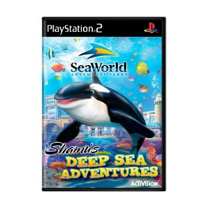 Jogo Shamu's Deep Sea Adventures - PS2