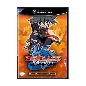 Jogo Beyblade V Force - GC - GameCube