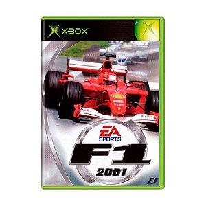 Jogo Formula 1 2001 - Xbox Classic