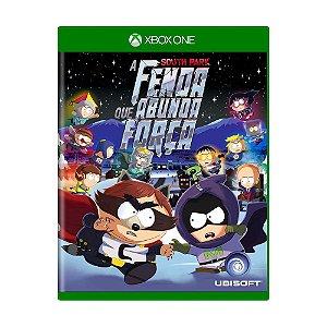 Jogo South Park: A Fenda que Abunda Força - Xbox one