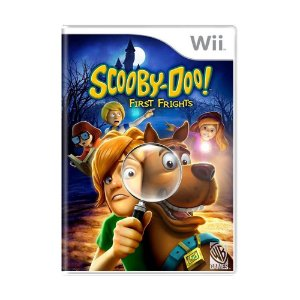 Jogo Scooby-doo! First Frights - Wii