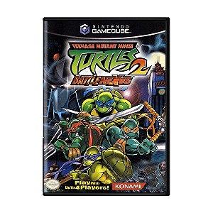 Jogo Teenage Mutant Ninja Turtles 2: Battle Nexus - GC - GameCube