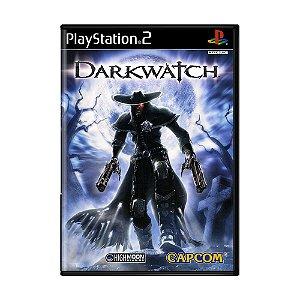 Jogo Darkwatch - PS2