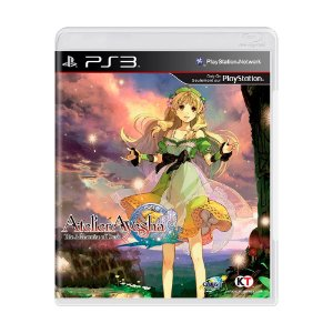 Jogo Atelier Ayesha: The Alchemist of Dusk - PS3