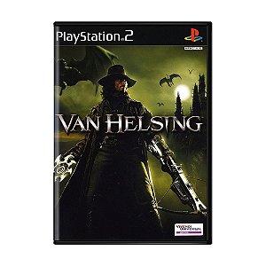 Jogo Van Helsing - PS2