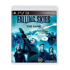 Jogo Falling Skies The Game - PS3