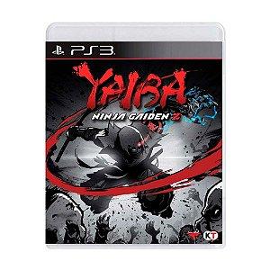 Jogo Yaiba: Ninja Gaiden Z - PS3