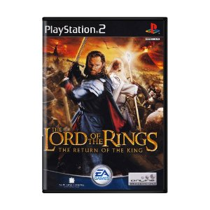 Jogo Lord of the Rings: The Return of The King - PS2