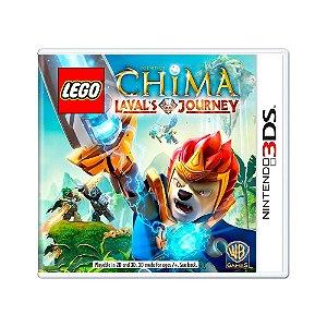 Jogo LEGO Legends of Chima: Laval's Journey - 3DS