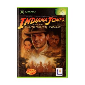 Jogo Indiana Jones and the Emperor's Tomb - Xbox