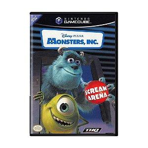 Jogo Monstros S.A. - GC - GameCube
