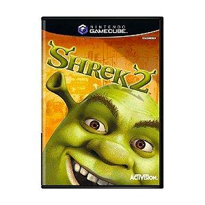 Jogo Shrek 2 - GameCube