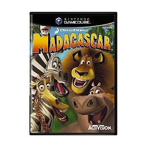Jogo Madagascar - GC - GameCube