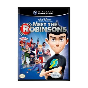 Jogo Meet The Robinsons - GC - GameCube
