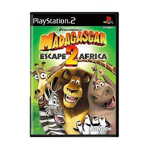 Jogo Madagascar 2: Escape Africa - PS2