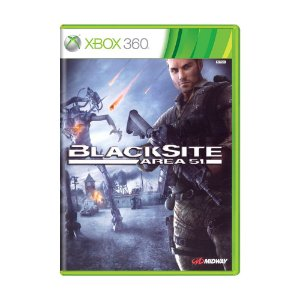 Jogo Blacksite: Area 51 - Xbox 360