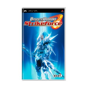 Jogo Dynasty Warriors Strikeforce - PSP