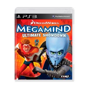 Jogo Megamind: Ultimate Showdown - PS3