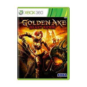 Jogo Golden Axe: Beast Rider - Xbox 360