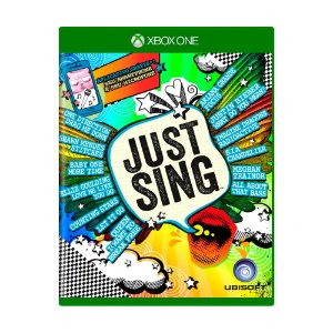 Jogo Just Sing - Xbox One