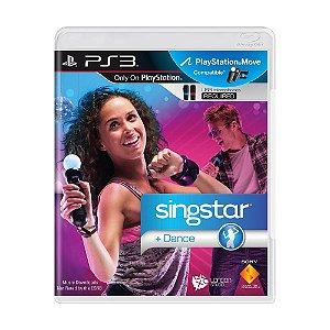 Jogo Singstar Dance - PS3