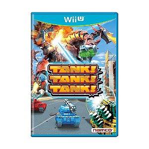 Jogo Tank! Tank! Tank! - Wii U