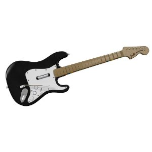 Guitarra Rock Band sem fio - PS2 e PS3