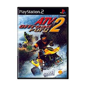 Jogo ATV Offroad Fury 2 - PS2