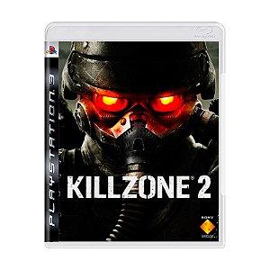 Jogo Killzone 2 - PS3 (Japonês)