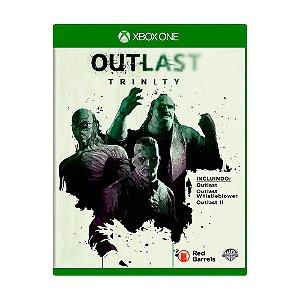 Jogo Outlast Trinity - Xbox One