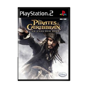 Jogo Pirates of The Caribbean: At World's End - PS2
