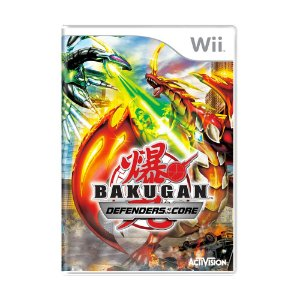 Jogo Bakugan: Defenders of The Core - Wii