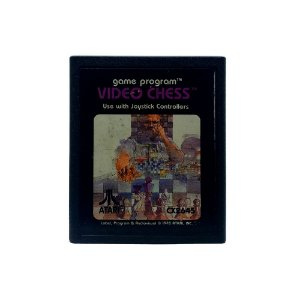 Jogo Video Chess - Atari